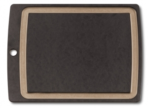 Victorinox cutting board L, black
