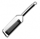 Microplane grater, a fine, stainless steel