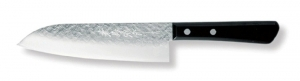 KANEYOSHI Santoku Knife 165 mm - Hand decorated